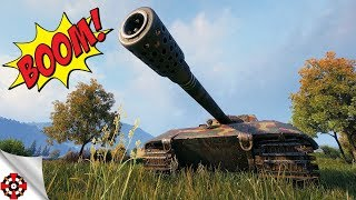 World of Tanks - Funny Moments | MONSTER SHOTS! (WoT Ammo Rack, July 2018)