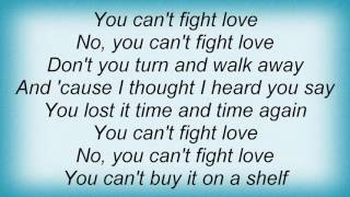 411 - Can't Fight Love Lyrics