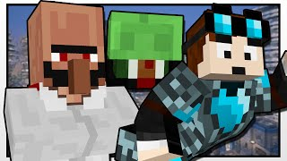 Minecraft | TDM SUPERHEROES!! | Custom Mod Adventure