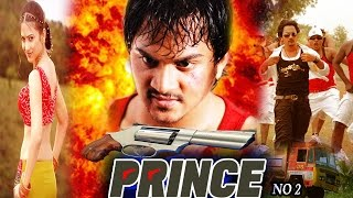 Prince No 2 - (2016) - Dubbed Hindi Movies 2016 Full Movie HD l Manotej, Aditi Sharma, Mukul Dev.
