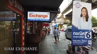 The best rate to exchange money in Bangkok