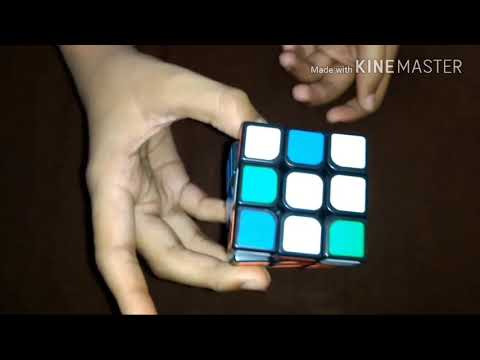 How to slove rubik's cube third layer