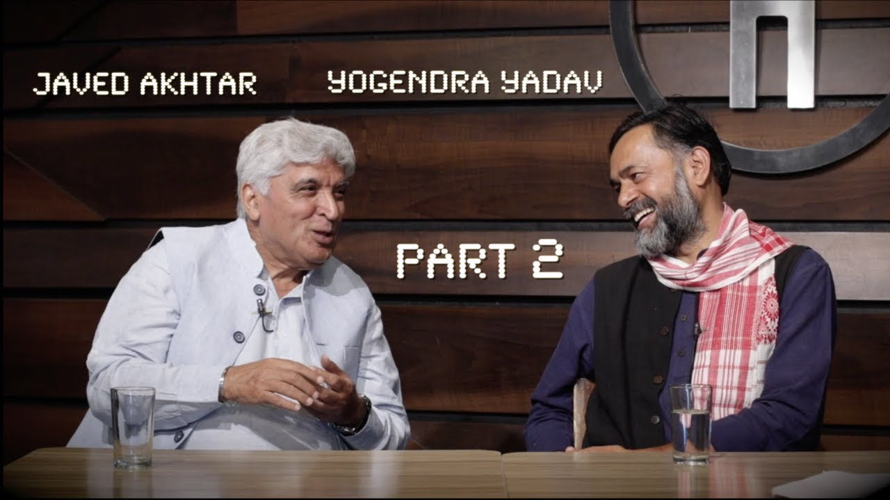 Shut Up Ya Kunal – Episode 14 : Religion (Javed Akhtar & Yogendra Yadav – Part 2)