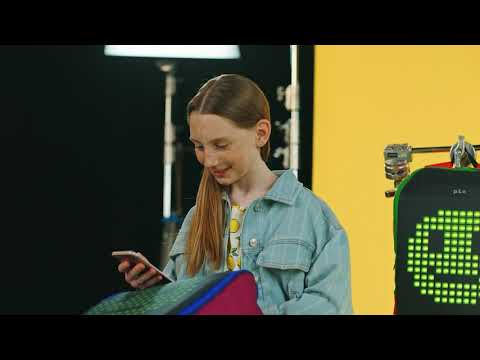 Pix Mini: The First Smart Backpack FOR KIDS!-GadgetAny