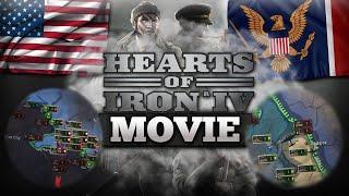 HOI4: THE SECOND AMERICAN CIVIL WAR - A Kaiserreich Movie/Story