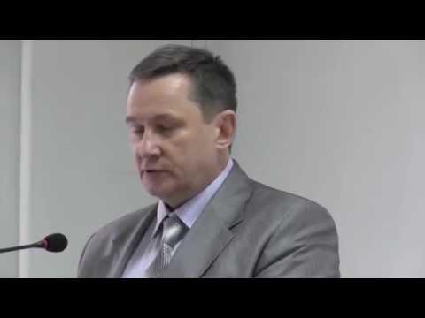 Доклад и.о. генпрокурора ДНР Эдуарда Якубовского о военных судах (17.08.14)