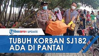 Bagian Tubuh Diduga Korban Sriwijaya Air SJ 182 Ditemukan di Pantai Kis Tangerang Banten