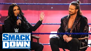 "Sonya Deville joins ""The Dirt Sheet"" to taunt Mandy Rose: SmackDown, August 7, 2020"
