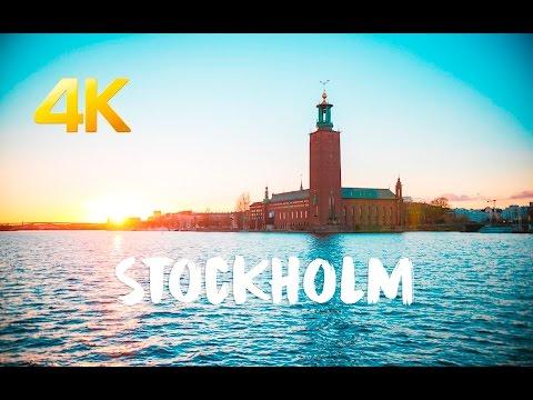Conheça Estocolmo, a cidade dos Vikings