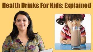 बच्चों के लिए हेल्थ ड्रिंक्स   Health Drinks For Kids Explained