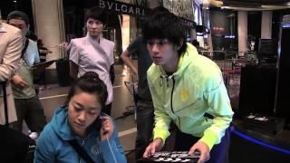 『10人の泥棒たち』メイキング映像キム・スヒョン