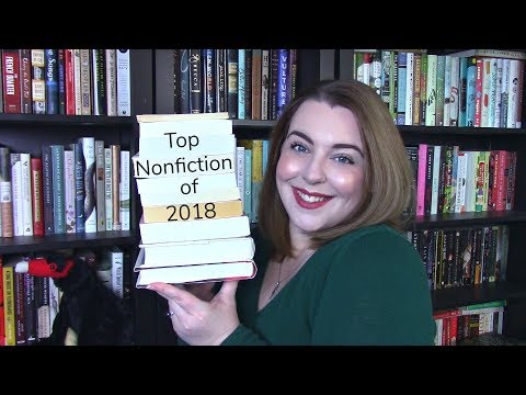Top 10 Nonfiction Books of 2018