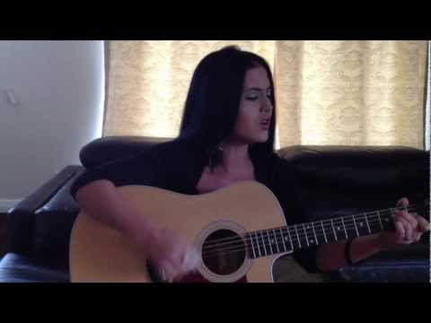"Moniqe FOXX 19 years old singing LIVE ""The Story"" – Brandi Carlile'"