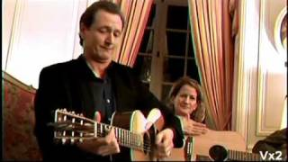 2010 Grammy nominated artist John Doyle:  Little Sparrow from Chateau de Canisy, France