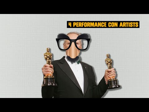 4 Performance Con Artists