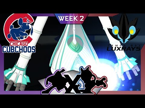 ZERO SWITCH INS?! - GBA vs NPA War! Round 2 Chicago Cubchoos vs Tampa Bay Luxrays!