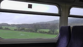 preview picture of video 'Dunton Green to Chelsfield on 465162+465016'