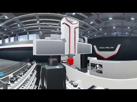 TAURUS in 360°