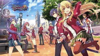 Legend of Heroes ~ Trails of Cold Steel - Music Compilation