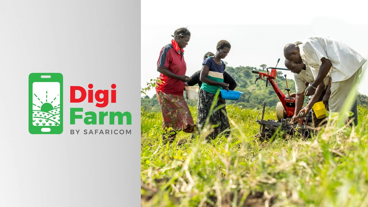 Digifarm Soya Valuechain programme in Homabay County – August 2019