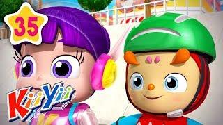 Itsy Bitsy V1 | Plus More Nursery Rhymes | by KiiYii | Nursery Rhymes & Kids Songs | ABCs and 123s