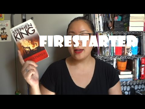 FIRESTARTER (A incendiária) - Stephen King