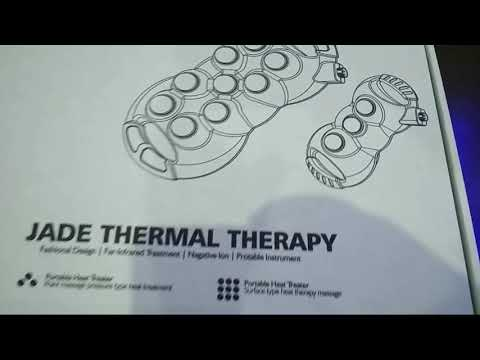 9 And 3 Ball Smart Jade Stone Thermal Therapy Projector