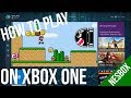 Como Jugar Super Nintendo En Nuestra Xbox One Gratis Y
