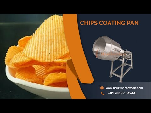 Krishna Coating Pan Machine CP-36