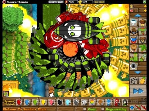 Bloons TD 6 - Deflation - HIGHEST ROUND EVER! Round 100+