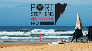 Port Stephens Toyota Pro - Day 5