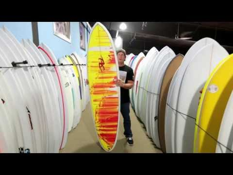 Ricky Carroll TMM Surfboard Review