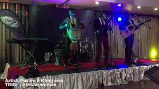 African Woman : Fusion 5 Mangwiro