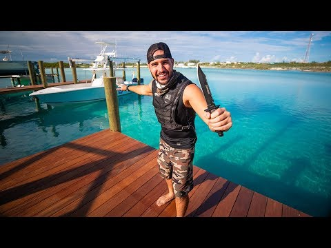 We Found The Clearest Water on EARTH!!! (Remote Location)