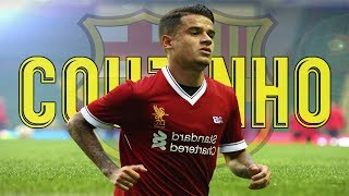 Philippe Coutinho • Best Dribbling Skills Ever ᴴᴰ