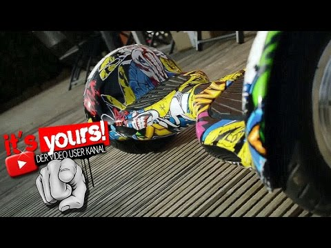 DieRhoenis und das HOVERBOARD Review – Test | It´s Yours