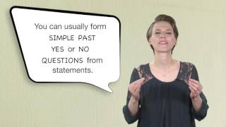 Everyday Grammar: Simple Past Yes/No Questions