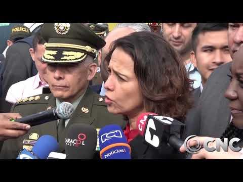 Gobierno expide decreto con medidas de seguridad por paro del 21 de noviembre
