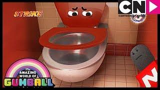 Gumball | Elmore News | Cartoon Network