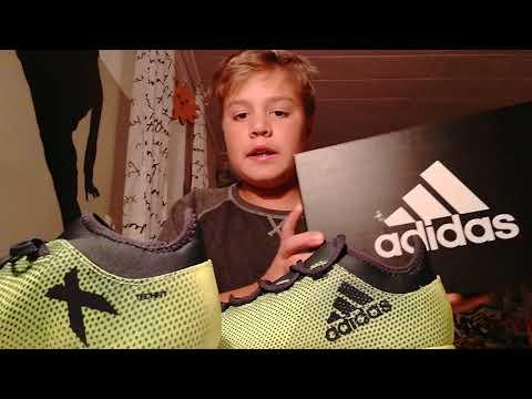 Mein Hallen Fußball Schuhe