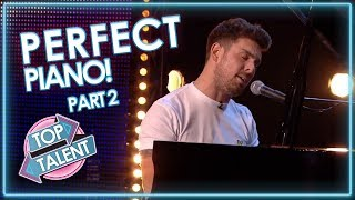 BEST PIANO PERFORMANCES! Part Two | Top Talent
