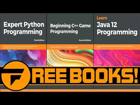 Free Books From Fanatical Celebrating the Day of the Programmer