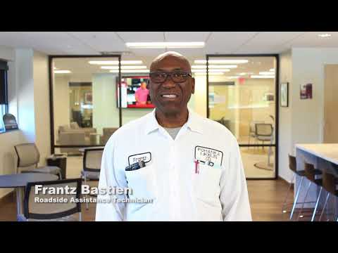 Service Department Frantz Bastien