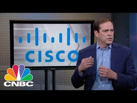 Cisco CEO Growth