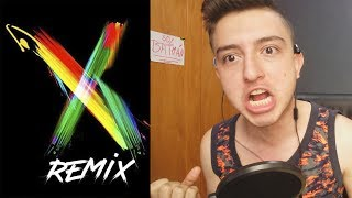 X Remix - Nicky Jam x J Balvin x Ozuna x Maluma Reaccion !! - RusoX