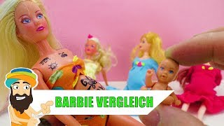 TOP 5 schwangere Barbie Puppen - Der große Vergleich | Simba vs Mattel | Spielzeug Guru