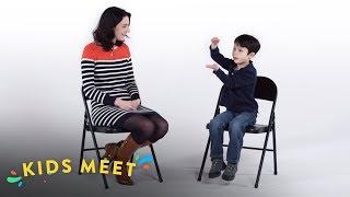 Kids Meet A Poop Doctor | Kids Meet | HiHo Kids
