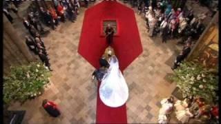 Royal Wedding - Kate Middleton arrives at Westminster Abbey
