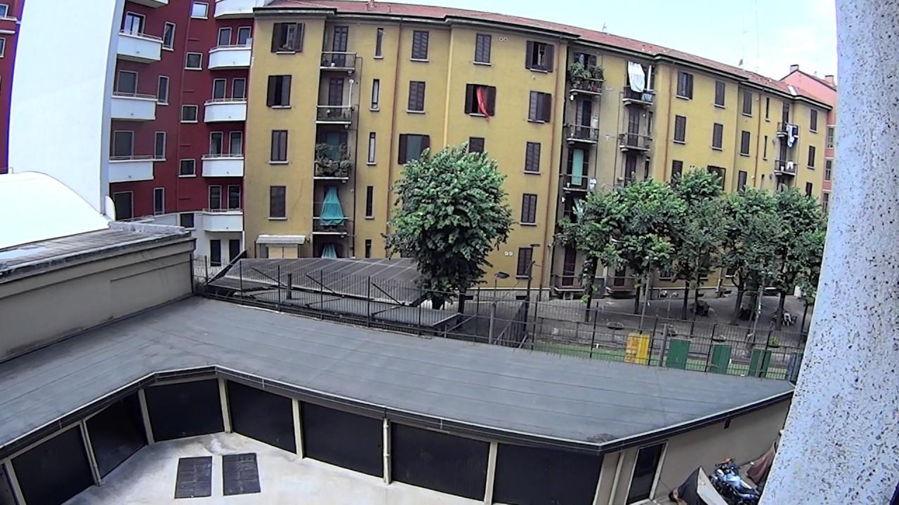 3 bright rooms for rent in Lorenteggio, Milan
