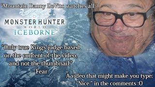 Just a Taste: Iceborne